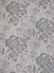 Rosen wollweiss-grau